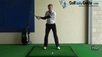 Longer Golf Swing Drill 2 Club over shoulder for full body turn Video - Lesson by PGA Pro Pete Styles