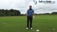 Committing To Speeding Up Through The Swing - Alignment Stick Drill Video - by Peter Finch