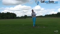 Complete The Golf Back Swing To Help Stop The Cast Video - by PGA Instructor Peter Finch