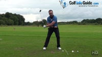 Continue Rotation Throughout The Downswing For Golf Swing Power Video - by Peter Finch