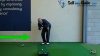 Control Focus to Hole Short Putts Senior Putting Tip Video - by Dean Butler