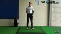 Control Pitching Distance with Underhand Toss Tip, Golf Video - by Pete Styles