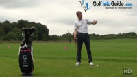Control Your Lead Arm For Crisp Golf Chip Shots Video - by Pete Styles