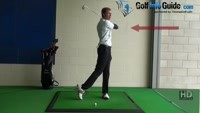Control Iron Shots with Short Finish, Golf Video - by Pete Styles