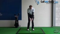 Control the Lead Arm For Crisp Golf Chips Video - by Pete Styles