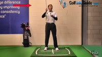 Correct Golf Answer - Strike Ball with Descending Blow Video - by Pete Styles