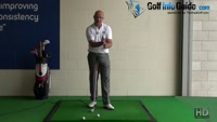 Correct Ball Height Problems Why you Should Hit Down to Make the Ball Go Up - Senior Golf Tip Video - by Dean Butler