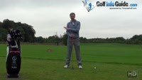 Correct Ball Position To Avoid Dropkicking Your Golf Drives Video - Lesson 20 by PGA Pro Pete Styles