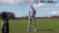 Correct Elbow Position In The Golf Short Game Video - by Pete Styles