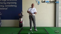 Correct Fat or Thin Chip Shots - Senior Golf Tip Video - by Dean Butler
