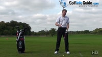 Correct Golf Ball Position For Irons Video - Lesson 10 by PGA Pro Pete Styles