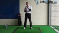 Correct Grip Pressure for More Distance - Golf Video - by Pete Styles