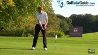 Correct Head Position For Golf Putting Video - Lesson by PGA Pro Pete Styles