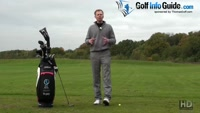 Correct Knee Bend In The Golf Set Up Video - by Pete Styles