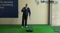 Correct Putting Yips Golf Senior Drill Tip Video - by Dean Butler