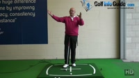 Correct Strategy To Play In The Wind - Senior Golf Tip Video - by Dean Butler