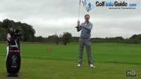Correct Tee Height To Improve Your Golf Drives Video - by Pete Styles