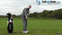 Correct Wrist Hinge In Your Swing Video - by Pete Styles