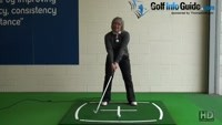 Correct Wrist Hinge In The Ladies Golf Swing Video - by Natalie Adams