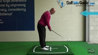 Correct Your Body Balance For Improved Swing Results - Senior Golf Tip Video - by Dean Butler