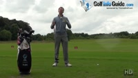 Correct Your Golf Swing Flaws By Using Your Big Muscles Video - by Pete Styles