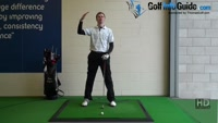 Correct Back Leg for Increased Golf Power Video - by Pete Styles