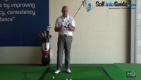 Correct my Golf Swing Problem Ball Hits on the Toe - Senior Golf Tip Video - by Dean Butler