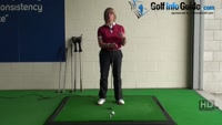 Correct The Golf Ball From Hooking - Slow Down The Hands, Women Golfer Video - by Natalie Adams