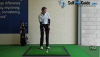 Correct wrist bend for close in pitch shot in Golf Video - by Pete Styles