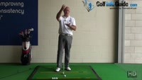 Correct your Golf Pitch Shots with a Basic Wrist Hinge - Senior Golf Tip Video - by Dean Butler