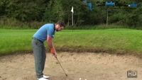 Correcting Path To Avoid Golf Bunker Shank Shots Video - by Peter Finch