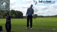 Correcting The Golf Tee Height Video - by Pete Styles