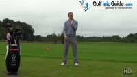 Correcting Your Head Movements During The Golf Swing Video - by Pete Styles