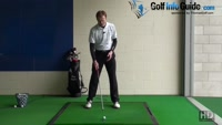 Correctly Aiming Your Club, Golf Video - by Pete Styles