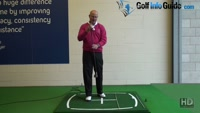Correctly Aiming Your Senior Hybrid Golf Club Head Video - by Dean Butler