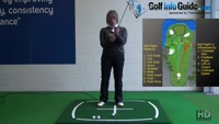 Correctly Aiming At Your Target Helps Trajectory And Shot Shape, Ladies Golf Tip Video - by Natalie Adams