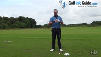 Create Lag In The Golf Swing Video - by Peter Finch