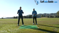 Creating The Correct Weight Shift In Your Golf Downswing - Video Lesson by PGA Pros Pete Styles and Matt Fryer