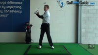 Credit Card in Back of Glove to Check Top of Back Swing - Golf Video - Lesson by PGA Pro Pete Styles