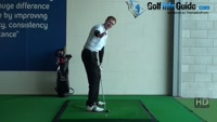Credit Card in Right Hand to Check Face on Back Swing and Rotation - Golf Video - by Pete Styles