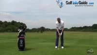 Crisp Chip Shot Drill Left Hand Only Golf Technique Video - by Pete Styles