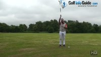 Crisp Chip Shot Golf Drills - Correct Angle Of Attack Video - by Peter Finch