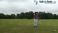 Crisp Chip Shot Golf Drills - Left Hand Only Video - by Peter Finch