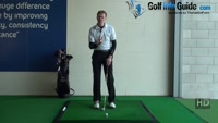 Crisp Chipping Don't Release Under with Right Hand, Golf Drill Video - by Pete Styles