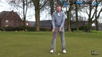 Cross Handed Putting Basics In Golf Video - Lesson by PGA Pro Pete Styles