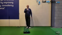Cure Many Putting Problems with a Consistent Pre Putt Routine Senior Tip Video - by Dean Butler
