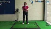 Cure and Fix Women Golf Tip - Build a Basic Hip Turn Video - by Natalie Adams