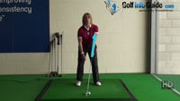 Cure and Fix Your Golf Pitch Shots with Proper Wrist Bend, Women Golfer Video - by Natalie Adams