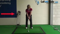 Cure Short Pitch Golf Shots - Break Wrists Early, Women Golfer Video - by Natalie Adams