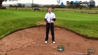 Cure Your Golf Bunker Shot Shanks Video - by Pete Styles